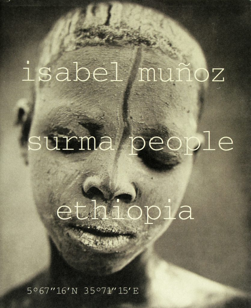 ISABEL MUÑOZ – SURMA PEOPLE